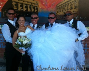Wedding Cars Perth by Showtime Limousine Hire. Wedding Photo locations Perth,  Wedding reception venues