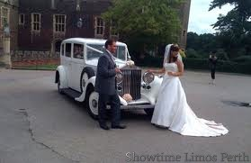 Wedding Cars Perth vintage style, Jaguar, Rolls Royce, Bentley