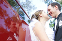 Showtime Limousines Perth 14 Seater Hummer Wedding Special