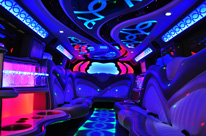 Showtime Limousines Perth 14 Seater Hummer