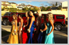 School Ball Perth photo taken before the Perth Hummer Limousine leaves the pre-ball event for a school ball at the Fremantle Esplanade Hotel