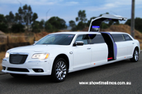 Black Hummer Perth Limo H210 Jet Door Black Limo hire Perth by Showtime Limos Perth