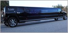 Black Hummer Hire Perth, what a Real Full Length Black Hummer Limousine in Perth should look like.
