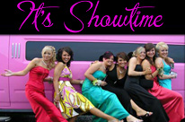 Pink Hummer Limo Hire Perth by Showtime Limos 16 Seater Hot Pink Party Hummer