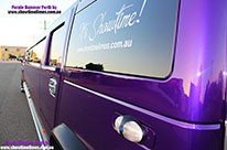 Purple Carpet and Birthday Party Limo Party in the Hummer H200