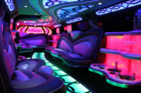 Black Hummer Perth Limo H210 Party Hummer Limousine in Jet Black 16 Seater by SHowtime Limousines Perth
