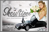 The dawning of a new era has arrived as wedding limos are no longer the traditional white or silver limousines, but the modern jet black for weddings