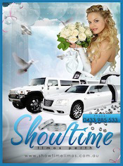 white wedding cars perth. Jet Door Centre opening Perth Hummer Limousines