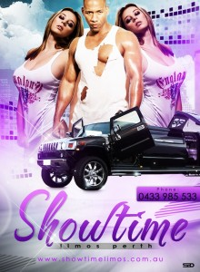 Showtime Limos Bucks Night Hummer Hire - Limousines Hire Perth